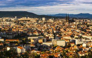 Panonama Clermont-Ferrand